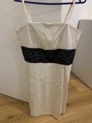 Vero Moda Cocktail Dress cream-black