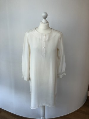 Liebig Abito blusa camicia crema