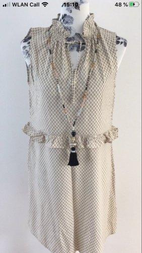 Cremefarbenes Kleid von H&M