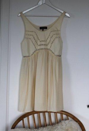Cremefarbenes Kleid von NastyGal