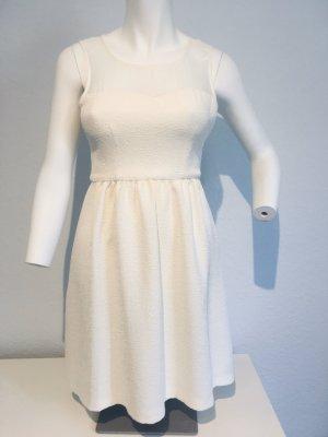 Cremefarbenes Kleid von Vila - Amory Dress