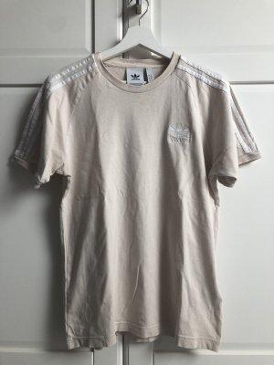 Cremefarbenes T-Shirt von Adidas