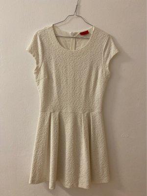 Hugo Boss Shortsleeve Dress natural white-cream