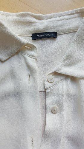 Cremeweiße Bluse von Marc O`Polo in Gr. 38