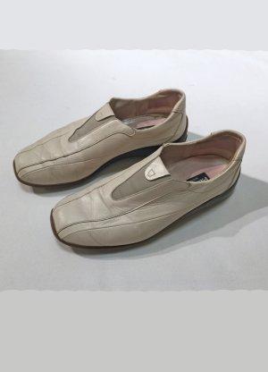 cremeweiße Slipper von Paul Green, Größe 5 (38)