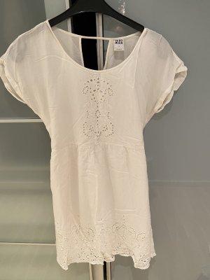 Cremeweisses Sommerkleid Vero Moda
