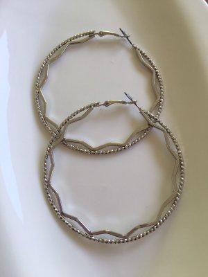 Accessorize Creolen zilver