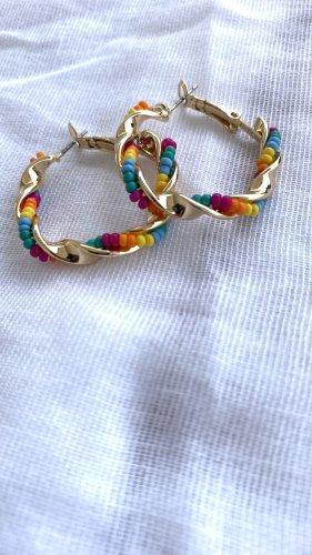 Accessoires Orecchino a cerchio multicolore