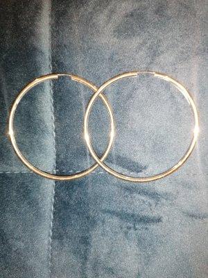 Creolen Ohrringe für Damen Silber 925