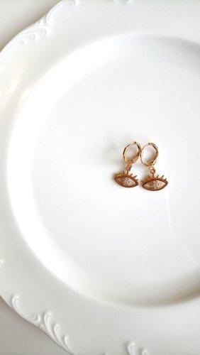 Gouden oorbellen goud