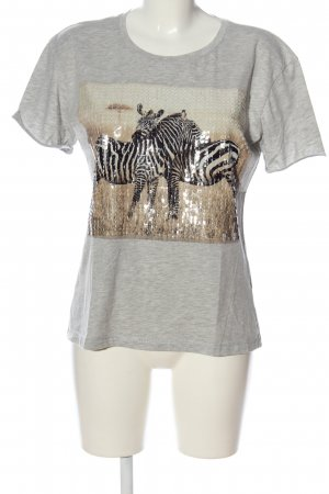 CREP T-Shirt themed print casual look