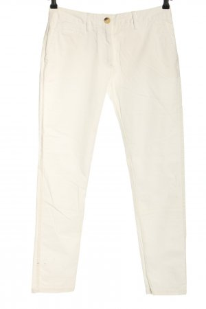 Crew Clothing Chinos natural white casual look