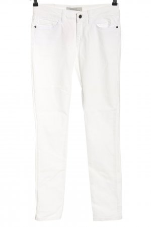 Crew Clothing Skinny Jeans white casual look