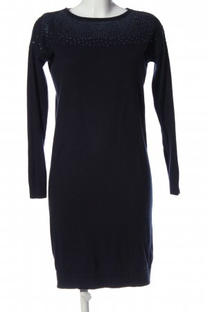 Crew Clothing Knitted Dress blue casual look