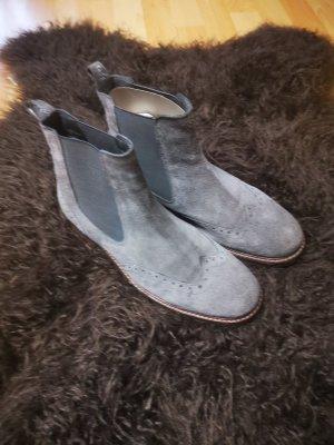 Crickit Chelsea Boot gris-gris brun