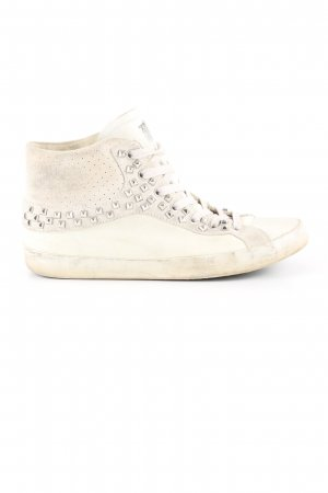 Crime High Top Sneaker creme Casual-Look