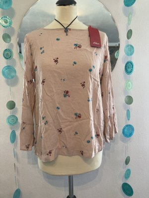 Crincle Bluse Shirt Neu mit Etikett