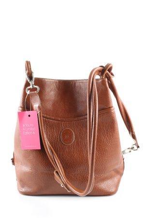 Crisan Bags Umhängetasche braun Business-Look