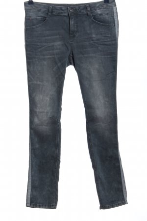 crissi Slim Jeans light grey casual look