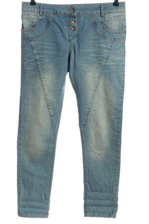Cristina Gavioli Hoge taille jeans blauw casual uitstraling