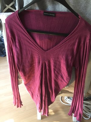 Cristina Gavioli Knitted Sweater violet