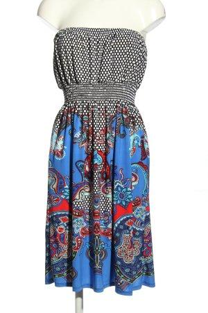 Cristina Off-The-Shoulder Dress allover print casual look