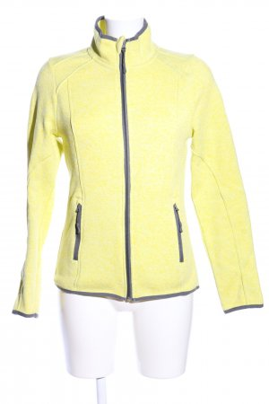 Crivit Fleece Jackets primrose flecked casual look