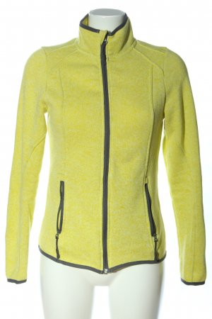 Crivit Fleece Jumper primrose casual look