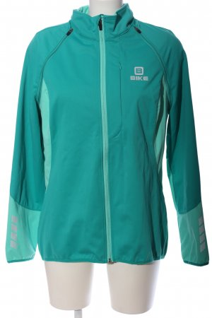 Crivit Outdoor Jacket turquoise casual look
