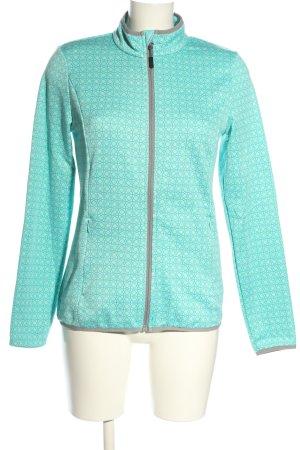 Crivit Softshell Jacket turquoise casual look