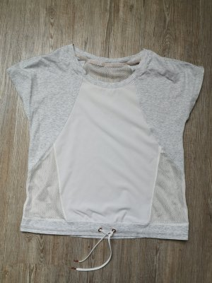 Crivit Sports Shirt white-light grey