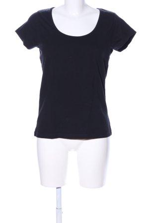 Crivit T-Shirt schwarz Casual-Look