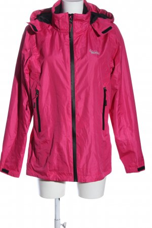 Crivit Übergangsjacke pink Casual-Look