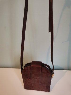 Croco Crossbody Bag