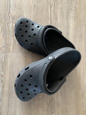 Crocs Pantoufles noir