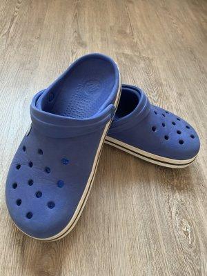 Crocs Pantoufles bleu