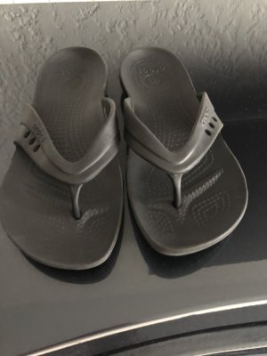 Crocs Flip-Flop Sandals black