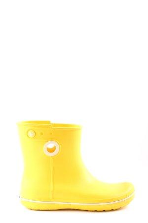 Crocs Wellington laarzen sleutelbloem casual uitstraling