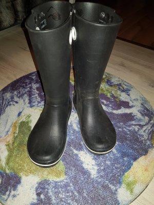 Crocs Wellington laarzen zwart