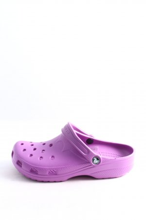 Crocs House Boots lilac casual look