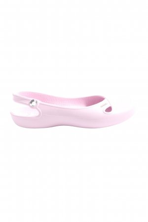 Crocs Sandalo comodo rosa stile casual
