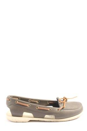 Crocs Sandalias para uso en exteriores gris claro look casual
