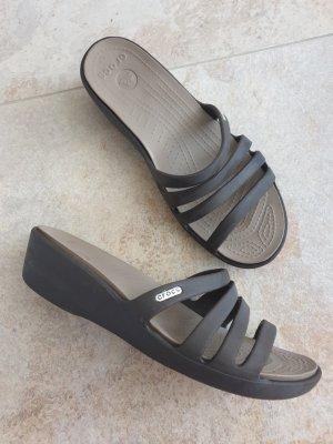 Crocs Pantolette Gr.10/ 41