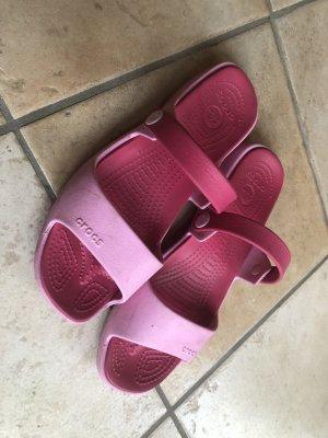 Crocs Sandale d'extérieur rose-rose clair