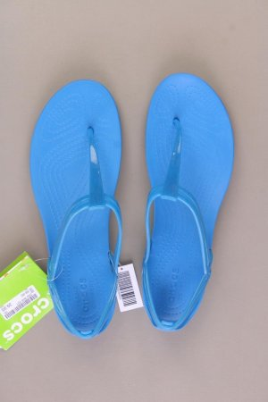 Crocs Sandals blue-neon blue-dark blue-azure