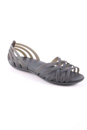 Crocs Beach Sandals black casual look