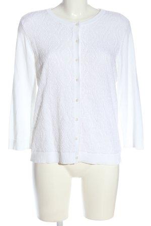 Croft&Barrow Cardigan white casual look