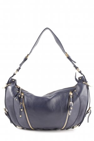 Cromia Hobo blau Business-Look