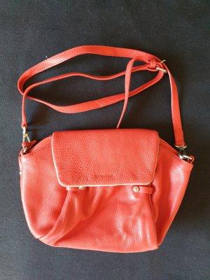 Cromia Tasche, Leder, rot