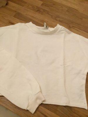 Crooped Sweatshirt Gr. S
